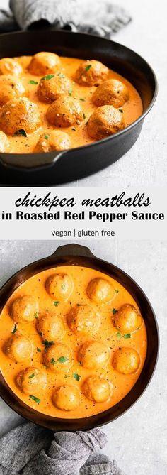 Tasty Vegetarian Recipes, Vegan Dinner Recipes, Vegan Dinners, Veggie Recipes, Whole Food Recipes, Cooking Recipes, Healthy Recipes, Vegan Chickpea Recipes, Healthy Meals