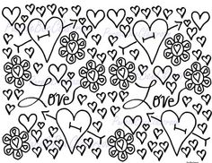 Valentine's Day Coloring Page1 printable pdf pageSuper fun coloring for Valentine's Day, even for adults and teachers!You may print and distribute as many of these as you would like for personal and classroom use!Hand designed by PurpleBeeClassroom2016Thanks for looking, and have a great day!Copyright 2016 PurpleBeeClassroom
