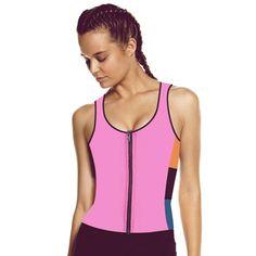 25b0673036 Neoprene Shaper Sweat Sauna Suit Sport Waist Trainer