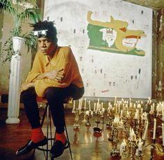 Basquiat. S)
