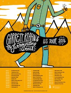 Garrett Klahn announces US Fall Tour Dates #GarrettKlahn #TexasIstheReason #staplesinger #IDontCareAtAll