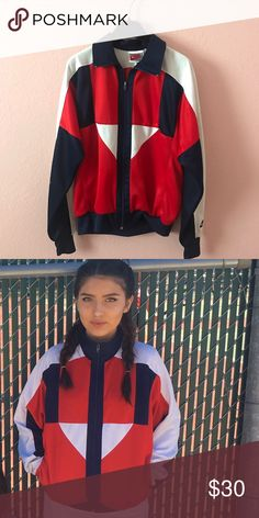 ae788889504b Vintage Nike Jacket If you re a fan of athletic wear you definitely need  this