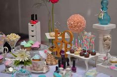 Little spa Birthday Party Ideas | Photo 1 of 50 | Catch My Party