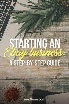 starting an ebay business