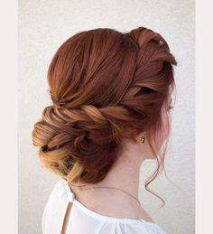 28 Beautiful Bridal Braids ~ we ♥ this! moncheribridals.com #braidedweddingupdo
