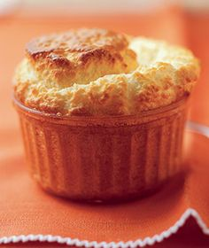 Cheese souffle, Parmesan and Cheese on Pinterest