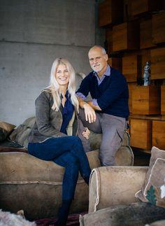 "Markus Meindl privat: Christine Mortag & Dennis Braatz: ""Fashion at Home""© Anja Frers/Ulrike Myrzig"