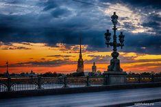 Санкт-Петербург. Вид с Троицкого моста