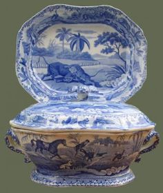 English transferware