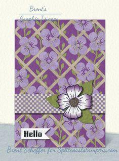 Spring Scene, Spring Photos, Basic Grey, Hello Spring, Petunias, Soft Suede, Paper Design, Paper Crafts, Quilts