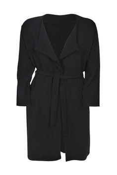 Lucy Trench Coat Boohoo.com $60.00