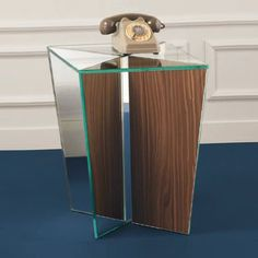 Mirage Side Table by Tonelli on Yliving.com. $887