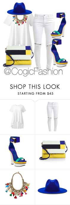 🔥 by cogic-fashion on Polyvore featuring AX Paris, FiveUnits, B Brian Atwood, Marni, Sveva and Études