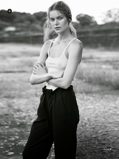 Her Story: Jess Gold By Nicole Bentley For Marie Claire Australia July 2014 #normcore