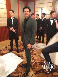 Joseph Marco, Celebs, Celebrities, Filipino, Actors, Suits, Formal, Style, Fashion