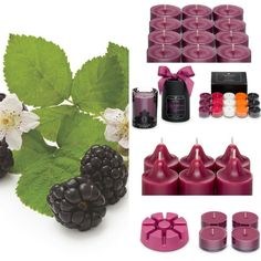 NEW Blackberry Boudoir. Rich, deep wild-berry notes plus sultry hints of wood and musk infuse your space with sparks of desire. www.partylite.biz/trishmcgilton