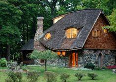 The Hobbit House cottage