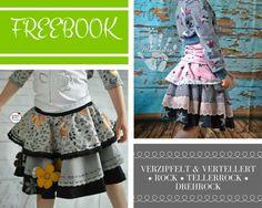 "Freebook - ""Verzipfelt & Vertellert"" - Rock - Herzensbunt Design - Verzipfelt & Vertellert"