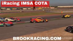 iracing IMSA Crash Compilation COTA (Circuit Of The Americas) Season 4 Week 1 2017 Ferrari 488 GTE