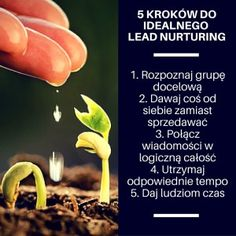 Mobile Marketing Automation | Krótki przewodnik po Lead Nurturingu  #CRMforMobile #MobileMarketingAutomation #MobileMarketing #MarketingAutomation #LeadNurturing