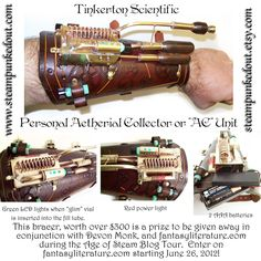 Steampunked Out --Custom Work Gallery--