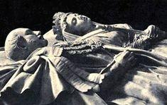 The Queen Victoria and Prince Albert Sculptures at Frogmore Mausoleum, by Baron Carlo Marochetti