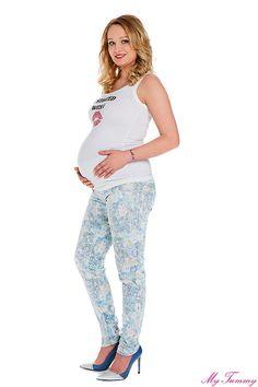 Spodnie ciążowe Julie