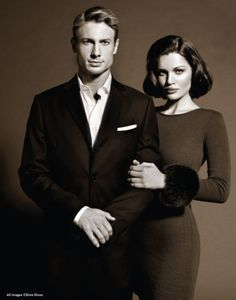© Dixie Dixon June 2012 issue - Fashion forward by Jeff Kent Perfect couple Source: nhprep