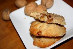 Bananen Walnuss Cookies