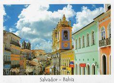 Pelourinho, Salvador, Bahia, Brazil (UNESCO WHS)