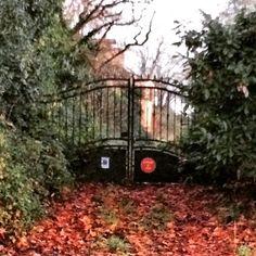 Secret garden, UK