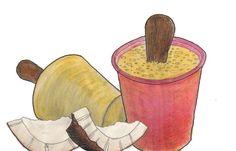 Li di coco wordt traditioneel gemaakt van melk, suiker en geraspte verse kokosnoot. Omdat dit laatste ingrediënt veel werk kost, niet altijd…