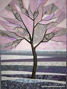 48 Best Birch Tree Quilt Ideas Images Tree Quilt Quilts