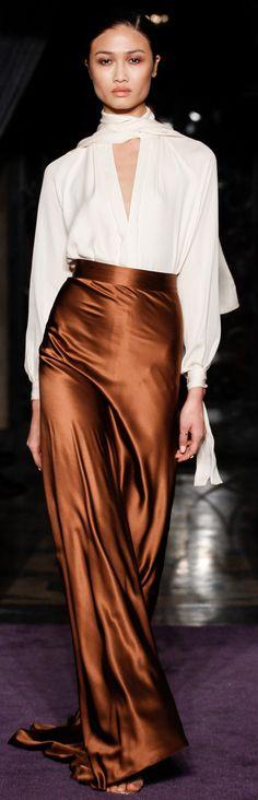Juan Carlos Obando Fall 2014 Ready-to-Wear Collection Photos - Vogue Couture Fashion, Runway Fashion, High Fashion, Fashion Show, Womens Fashion, Fashion Design, Looks Chic, Looks Style, Juan Carlos Obando