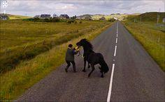 Jon Rafman - A858, Eilean Siar, United Kingdom
