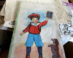 Vintage German/French Game French Stencils French by mybonvivant