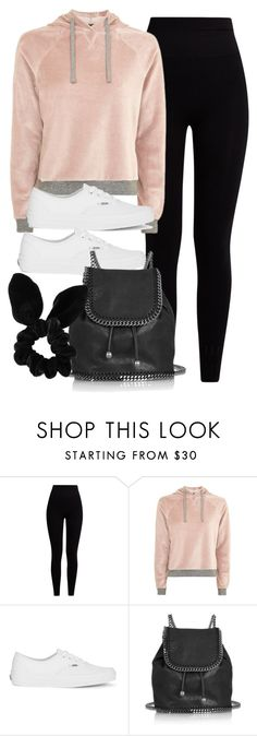 """Sin título #12006"" by vany-alvarado ❤ liked on Polyvore featuring Pepper & Mayne, Topshop, Vans and STELLA McCARTNEY"