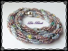 Alle meine Perlchen vereint zu schönen, interessanten und/oder anderen (Schmuck)Stücken.