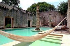 Hacienda Uayamon | Campeche.