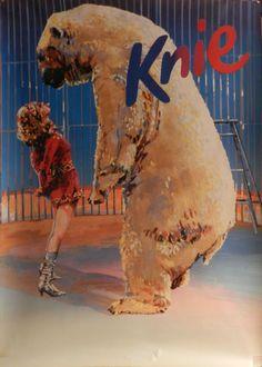 Circus collection: Cirque Knie 1984