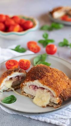 Sicilian Recipes, Cookery Books, Protein Foods, Prosciutto, Street Food, Finger Foods, Cooking Tips, Chicken Recipes, Food And Drink