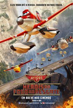 Assistir online Filme Aviões 2 - Heróis do Fogo ao Resgate - Dublado - Online   Galera Filmes