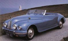 1950 Bristol 402 Convertible