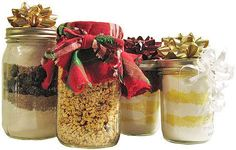 Breakfast in a Jar - Give the Gift of Breakfast!  (w/ Recipes & Tips)