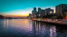 Cidade de Vitória (9)  Avenida Beira mar