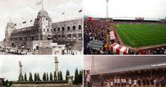 Lost football stadiums From Roker Park to The Dell via the home of football English Football Stadiums, Louvre, Lost, Park, Building, Travel, Viajes, Buildings, Parks