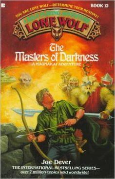 The Masters of Darkness (Lone Wolf): Joe Dever: 9780425117187: Amazon.com: Books