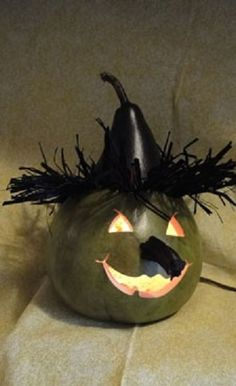 Zelda The Friendly Witch Gourd