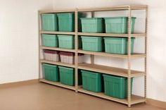Organizing Your Storage