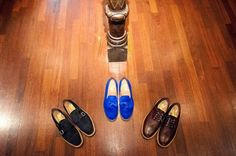 Mark McNairy for C Store Spring 2014 Footwear Collection • Selectism